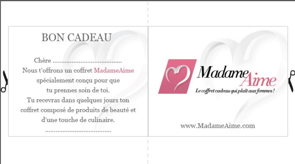 Bon Madame Aime