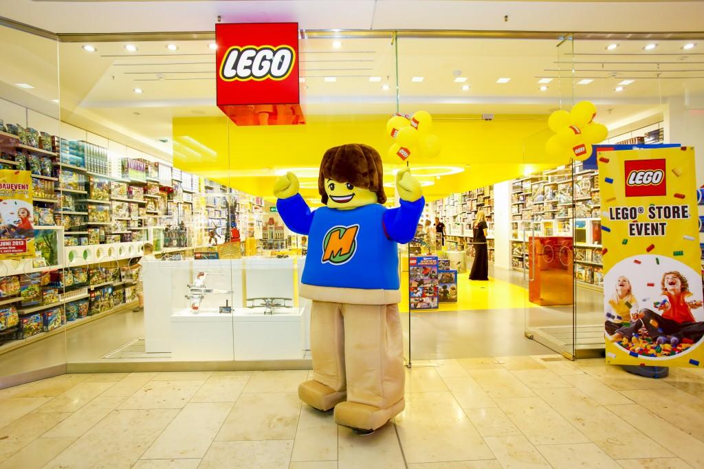 Lego Store_Interior