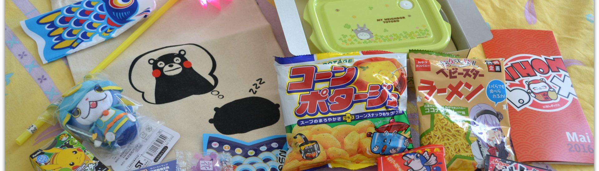Nihonbox de mai